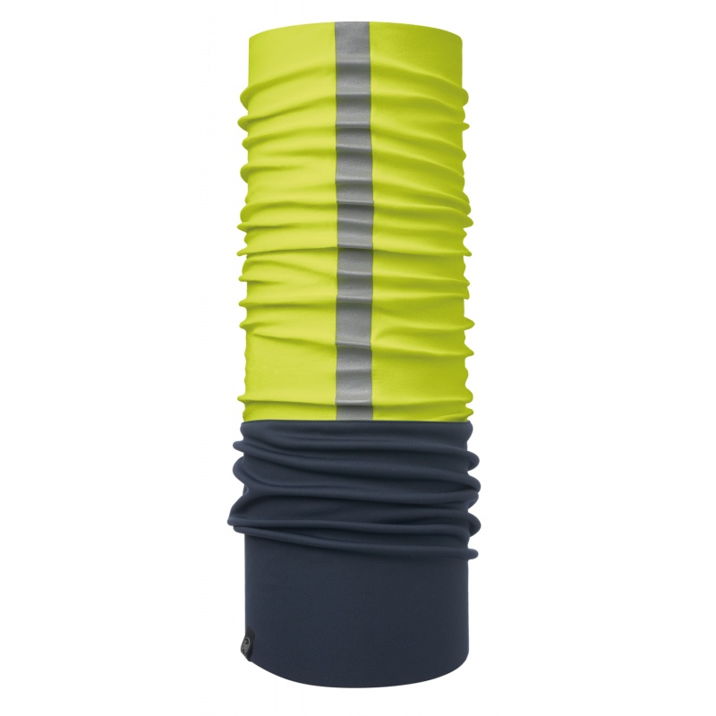 Windproof BUFF® Reflective Yellow Fluor